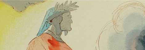 Dante's Birth