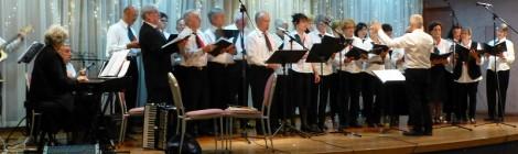 Our busy choir