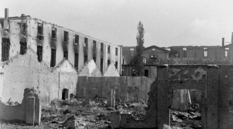 Bombe su Milano