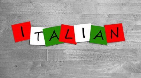 Italian vs English