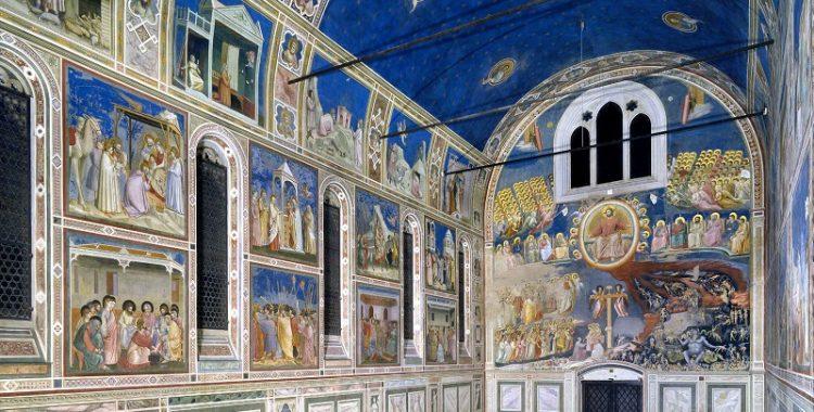 Giotto - A presentation by Gordon Bull
