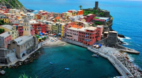 Wonderful Liguria - remarkable for its stunning beauty