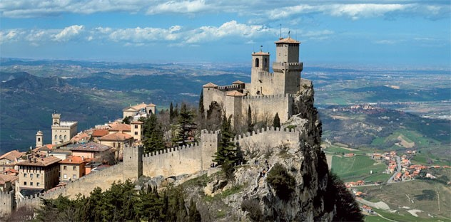 Cenno storico - Repubblica di San Marino