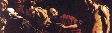Il grande pittore Mattia Preti - Il cavaliere calabrese