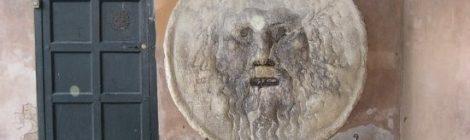 La Bocca della Verità: il celebre mascherone di Roma - Corrispondenti dall'Italia