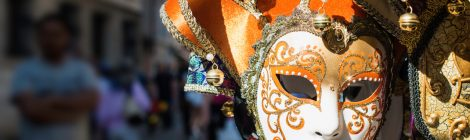 Celebrate Carnevale with us!