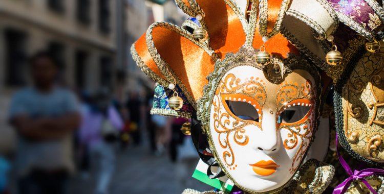 Celebrate Carnevale with us!
