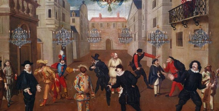 The Commedia dell'Arte, a Tale of Surviving and Transformation