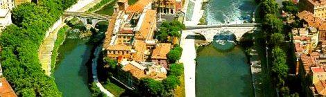 Corrispondenti dall'Italia-Isola Tiberina: tra mito e leggenda