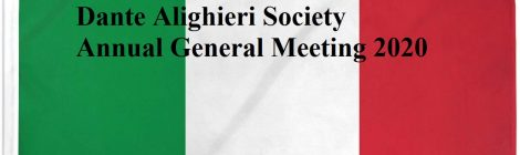 Annual General Meeting of the Dante Alighieri Society of Canberra Inc