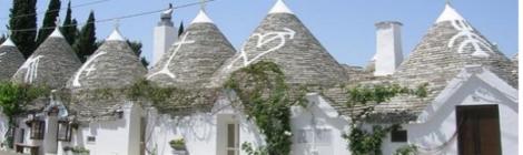 Corrispondenti dall'Italia: I Trulli di Alberobello