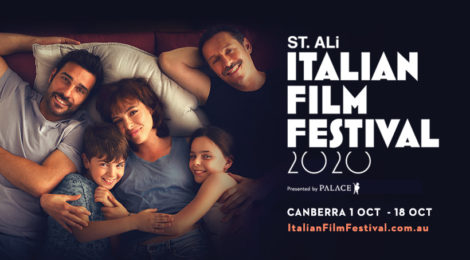 The St. ALi Italian Film Festival is coming to Canberra!