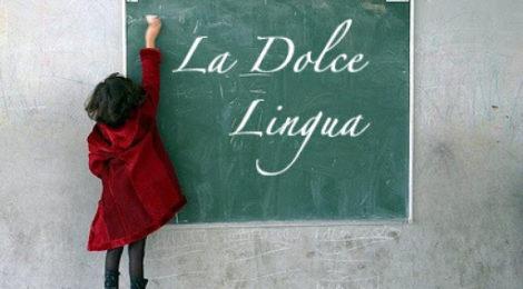 L'ANGOLO DELLA LINGUA