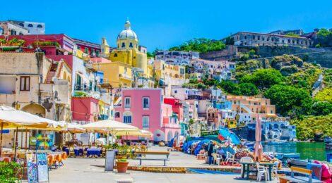 L'Isola di Procida - Capitale italiana della Cultura 2022